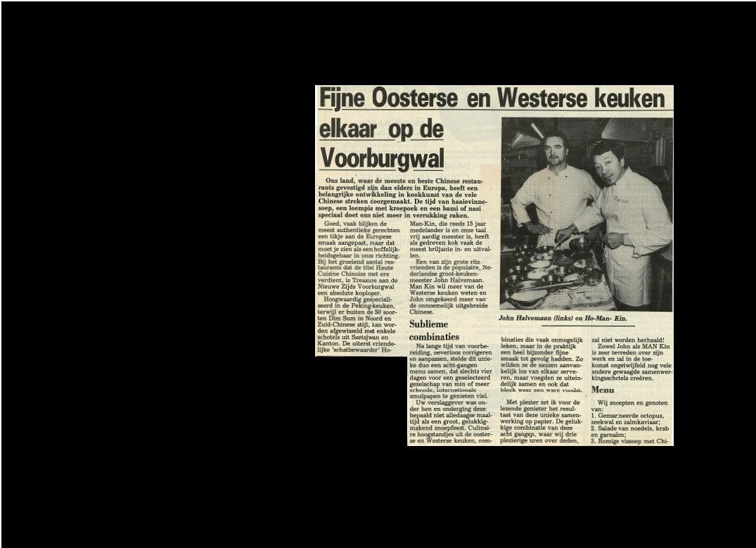 P7 | Oost vs West